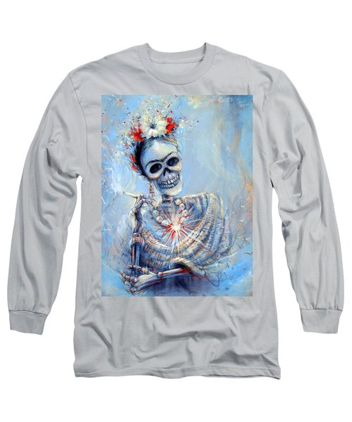 Corazon De Frida Long Sleeve T-Shirt