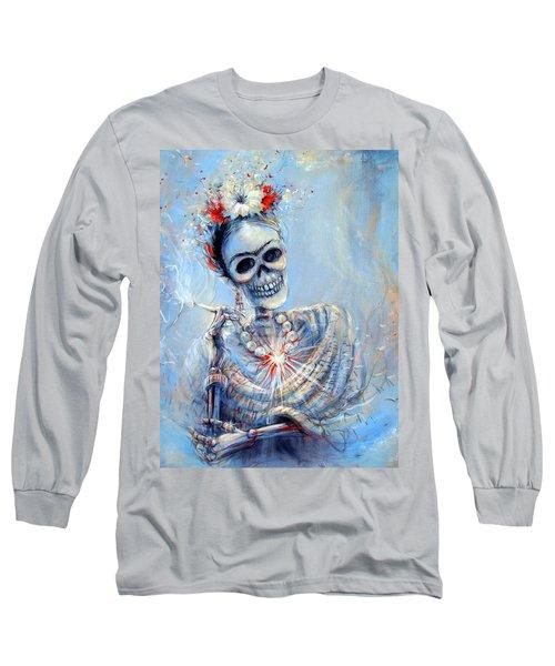 Corazon De Frida Long Sleeve T-Shirt