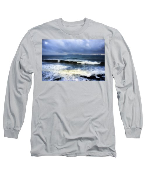 Coronado Islands In Storm Long Sleeve T-Shirt