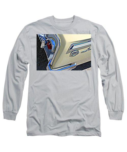 Coronna Cream 1962 Impala Long Sleeve T-Shirt