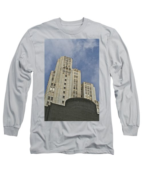 Corporate Monolith  Long Sleeve T-Shirt