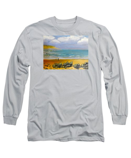Corrimal Beach Long Sleeve T-Shirt
