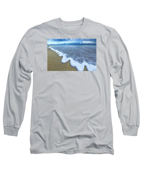 Corrugated Foam Long Sleeve T-Shirt