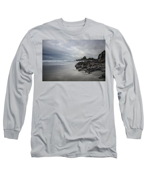 Cox Bay Afternoon  Long Sleeve T-Shirt by Roxy Hurtubise