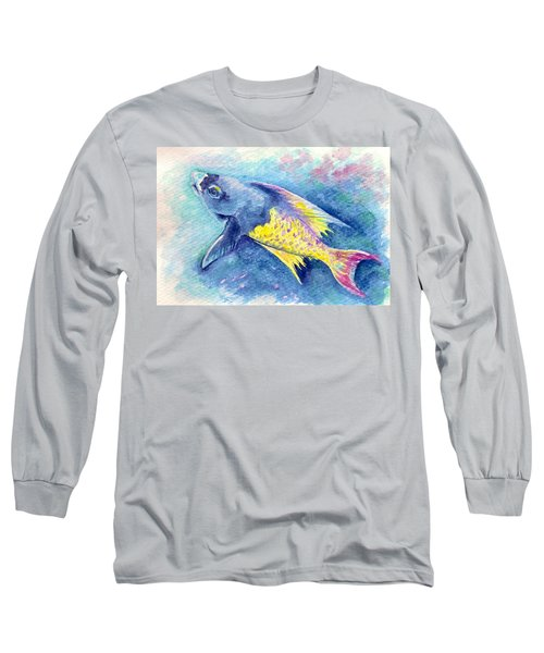 Creole Wrasse Long Sleeve T-Shirt