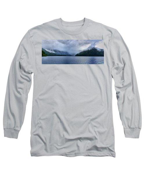 Crescent Lake Long Sleeve T-Shirt