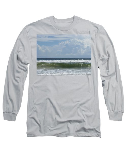 Cresting Wave Long Sleeve T-Shirt