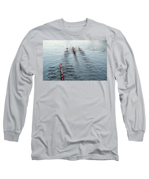 Crew Boston Prep Long Sleeve T-Shirt