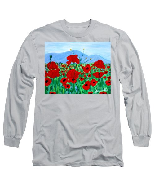 Crimea 2007. Soul Collection Long Sleeve T-Shirt
