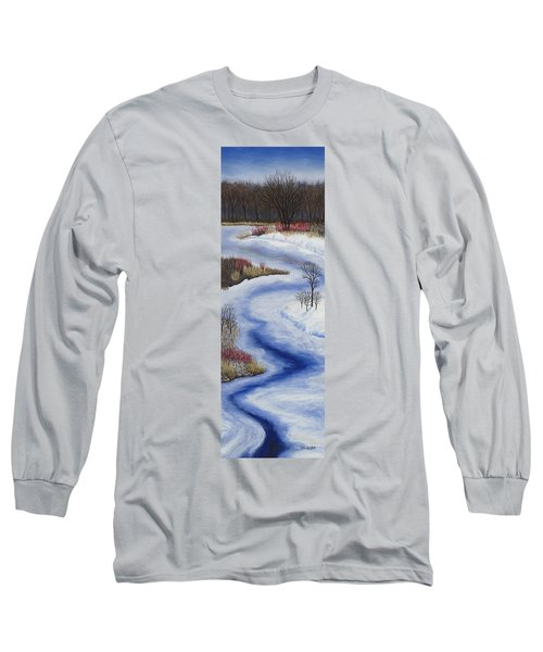 Crooked Creek Long Sleeve T-Shirt