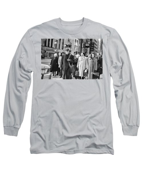 Crossing Manhattan Long Sleeve T-Shirt