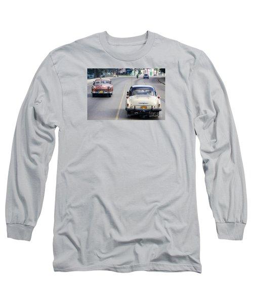 Cuba Road Long Sleeve T-Shirt
