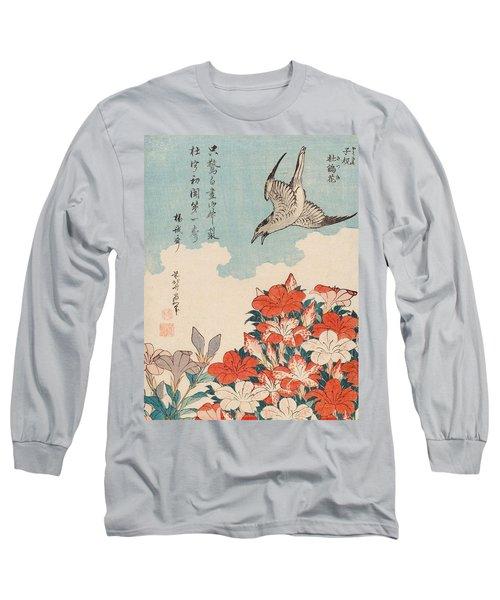 Cuckoo And Azaleas Long Sleeve T-Shirt