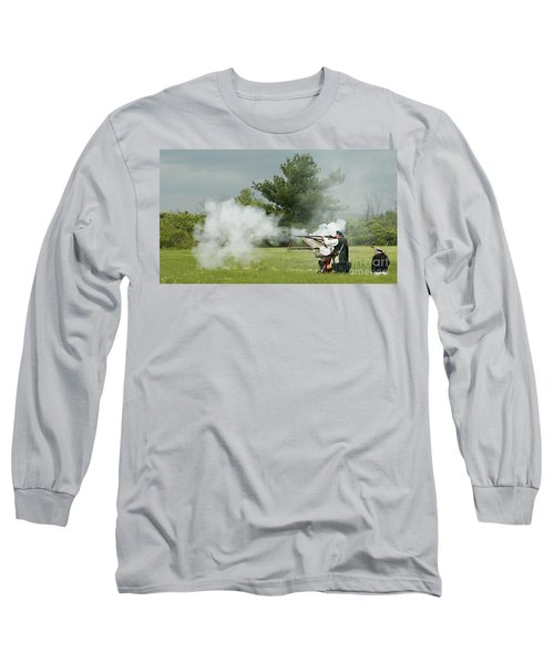 Long Sleeve T-Shirt featuring the photograph Culloden Jacobites by Carol Lynn Coronios