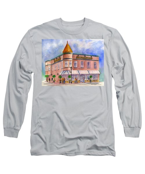 Cunha's Country Store Long Sleeve T-Shirt
