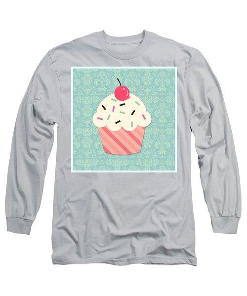 Cupcake 2 Long Sleeve T-Shirt