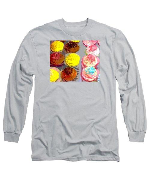 Cupcake Suite Long Sleeve T-Shirt