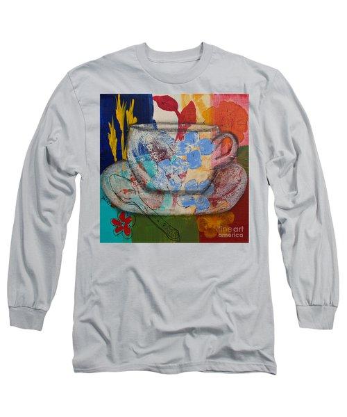 Cuppa Luv Long Sleeve T-Shirt