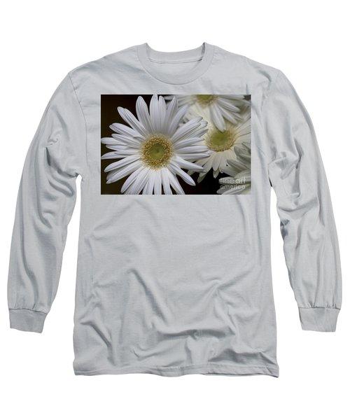 Daisy Photo Long Sleeve T-Shirt
