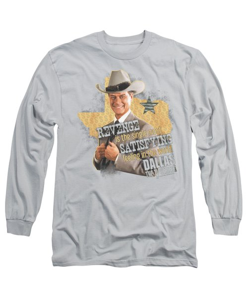 Dallas - Revenge Long Sleeve T-Shirt by Brand A
