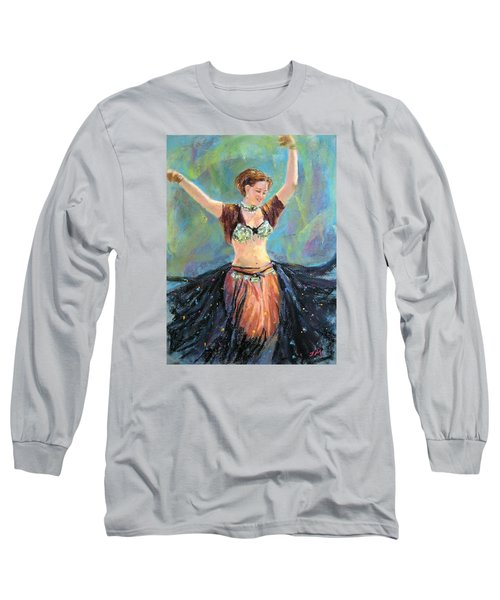 Dancing In The Air Long Sleeve T-Shirt