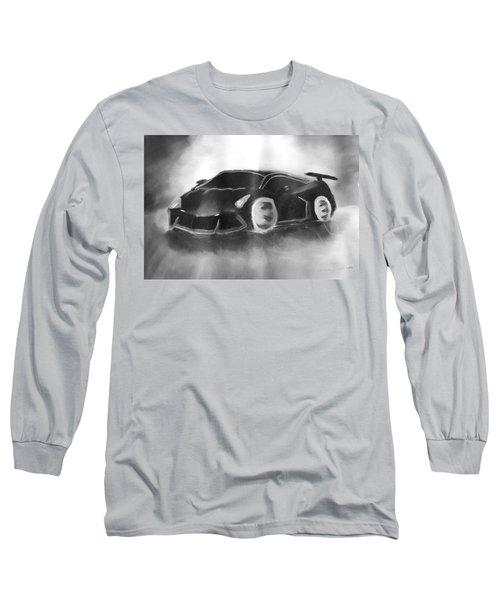 Adventure Ride Long Sleeve T-Shirt by Joshua Maddison