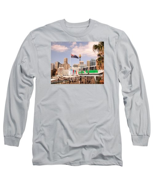 Darling Harbor Long Sleeve T-Shirt