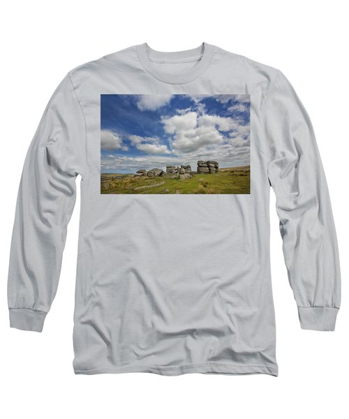 Dartmoor Tor Long Sleeve T-Shirt