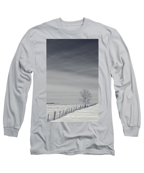 Days Turn Into Months Long Sleeve T-Shirt