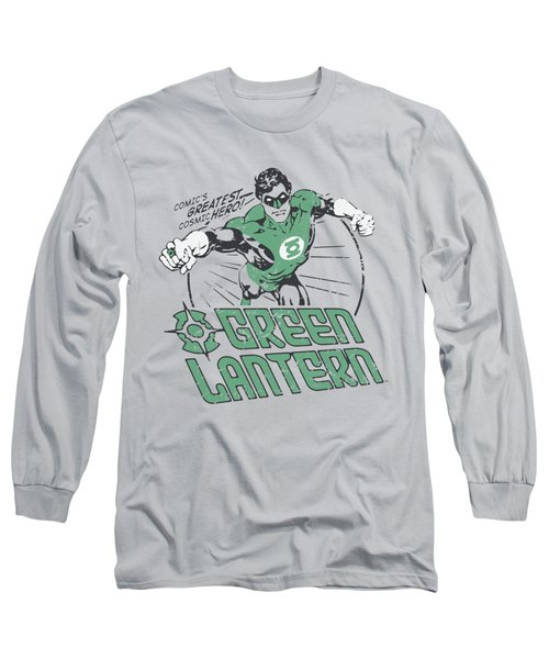 Dc - Cosmic Hero Long Sleeve T-Shirt