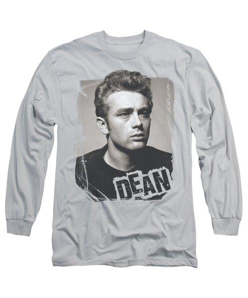 Dean - Broken Border Long Sleeve T-Shirt by Brand A