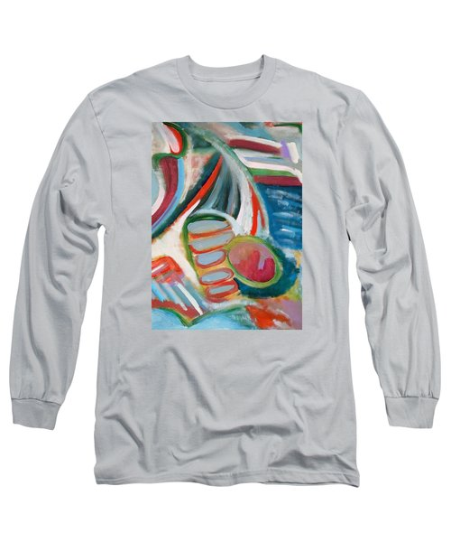 Deep In Thought Long Sleeve T-Shirt by Jeff Gater
