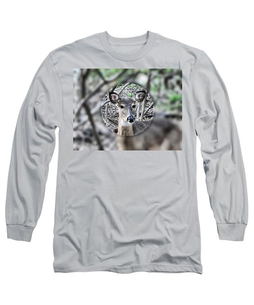 Deer Hunter's View Long Sleeve T-Shirt