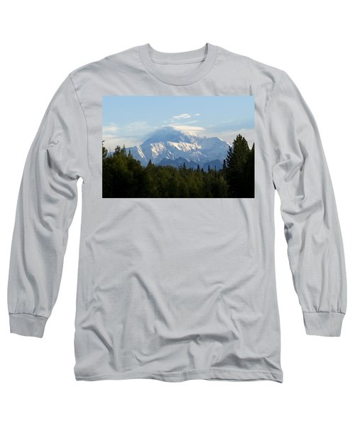 Denali A Closer Look Long Sleeve T-Shirt by Tara Lynn