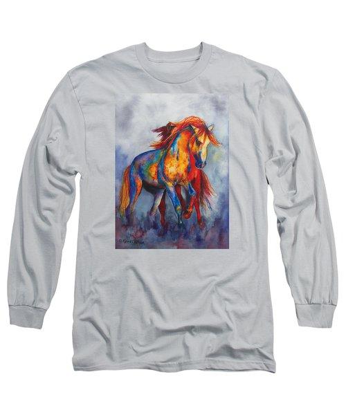 Desert Dance Long Sleeve T-Shirt