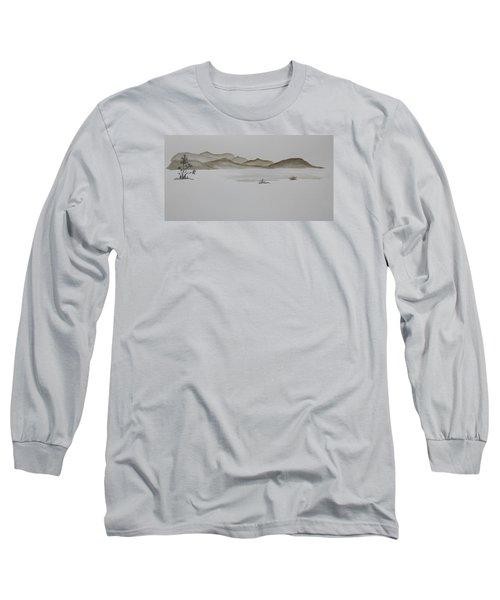 Desert Oasis Long Sleeve T-Shirt