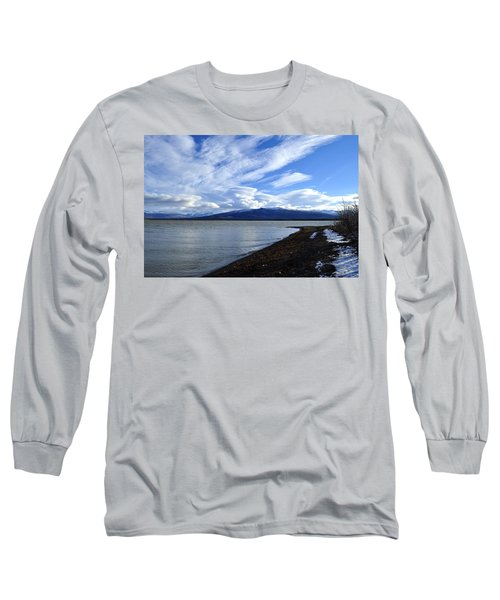 Dezadeash Lake Long Sleeve T-Shirt
