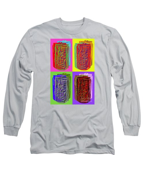 Diet Coke - Coca Cola Long Sleeve T-Shirt