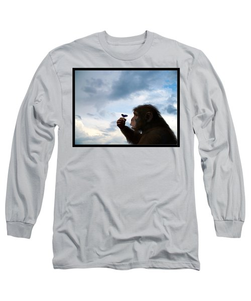 Discovery... Long Sleeve T-Shirt by Tim Fillingim