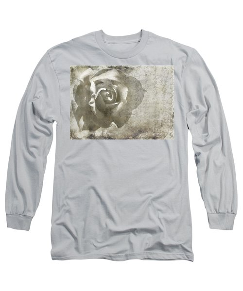 Long Sleeve T-Shirt featuring the photograph Distant Dreams by Ellen Cotton
