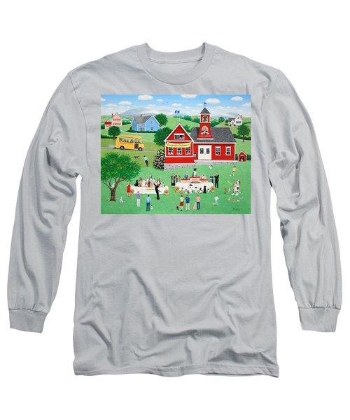 Doggie Graduation Day Long Sleeve T-Shirt