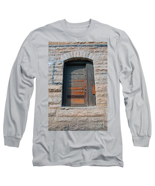 Door Series 2 Long Sleeve T-Shirt