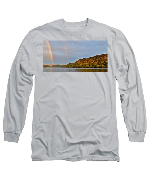 Double Rainbow Long Sleeve T-Shirt