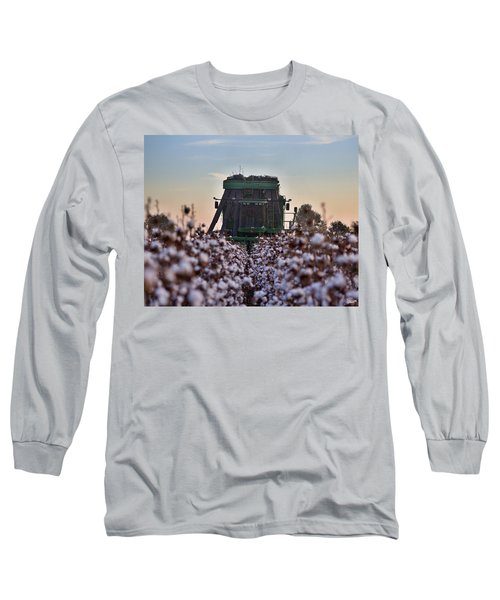 Down The Row Long Sleeve T-Shirt