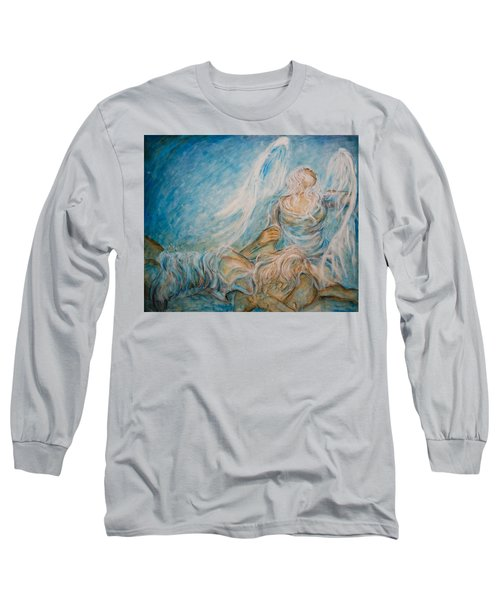 Drifting 02 Long Sleeve T-Shirt