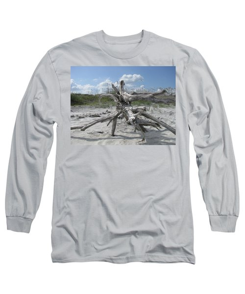 Driftwood Tree Long Sleeve T-Shirt