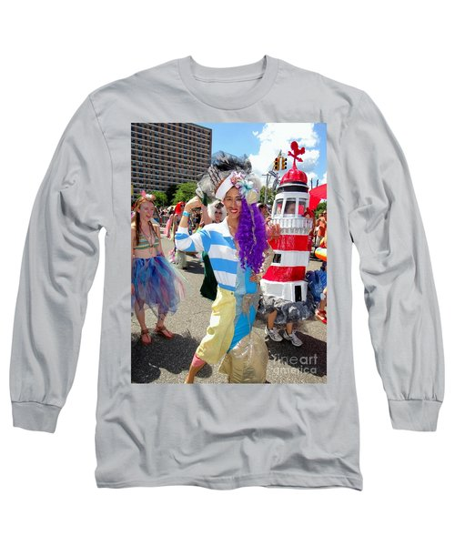 Long Sleeve T-Shirt featuring the photograph Duality by Ed Weidman