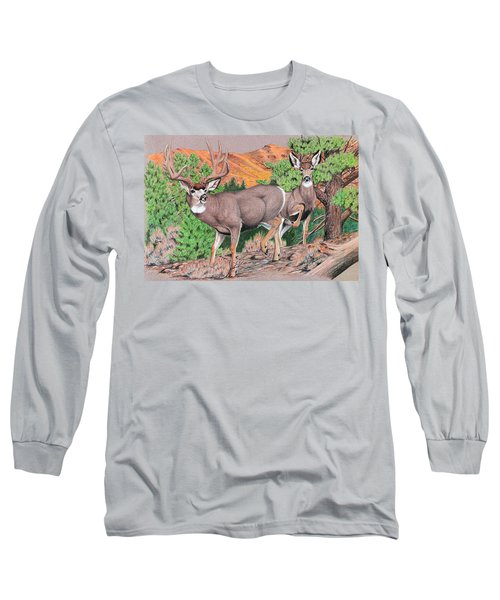 Early Morning Retreat Long Sleeve T-Shirt