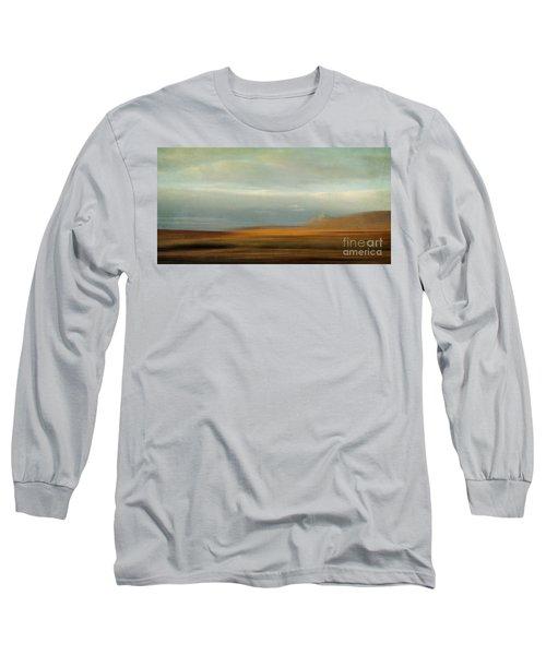 Earthy Tones Long Sleeve T-Shirt
