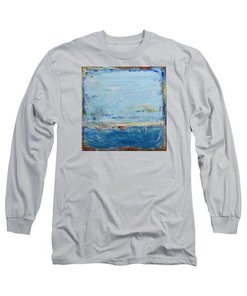 Easy Peaceful Feeling Long Sleeve T-Shirt